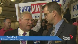 Toronto Election: Is Rob Ford planning to challenge Tory in four years?